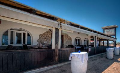 Restaurante Casa Juan, en El Palmar