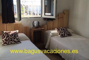 Cortijo Colonos, Apartamento 3 America, Playa del Palmar, Costa de la Luz, Cadiz