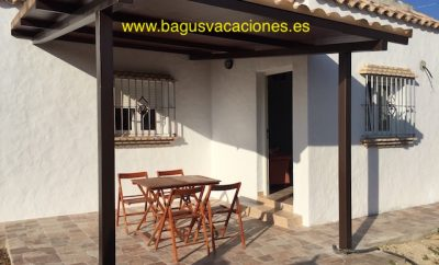 Cortijo Colonos, Apartamento 4 Asia, Playa del Palmar, Costa de la Luz, Cadiz