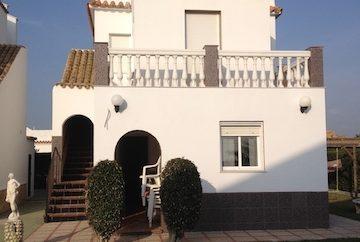 Apartamento Encarny1, Planta baja, Playa del Palmar, Costa de la Luz, Cadiz