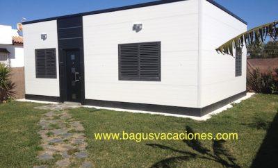Casa Prefabricada Marta, Playa El Palmar, Costa de la Luz, Cadiz