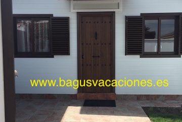 Casa Prefabricada Mary, Playa El Palmar, Costa de la Luz, Cadiz