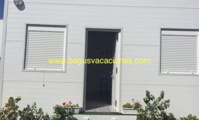 Isabel, Casa Prefabricada, Playa del Palmar, Costa de la Luz, Cadiz