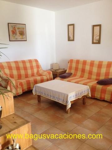 Casa Villa Juani, playa, alquiler,