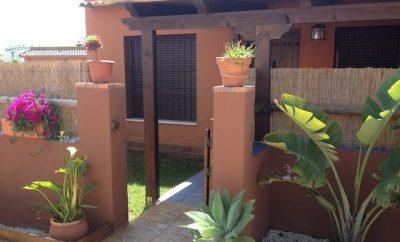 Casa n. 1, Manis ComplejoTurísticos , Playa de Zahora, Caños de Meca, Costa de la Luz, Cadiz