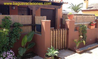Casa n. 2, Manis ComplejoTurísticos , Playa de Zahora, Caños de Meca, Costa de la Luz, Cadiz