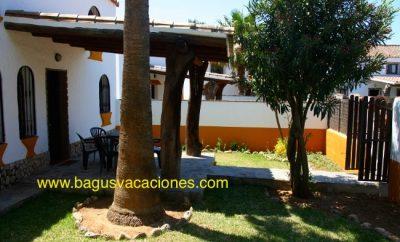 Chalet1 Cortijo Diam Complejos Turísticos, Playa de Zahora
