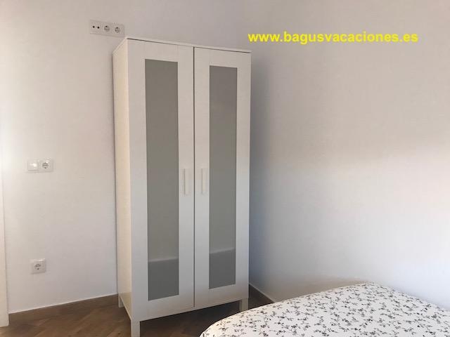 armario habitación doble