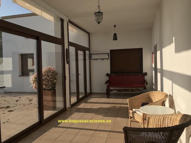 ChaletChalet Alamo, de lujo, piscina privada, 3 dormitorios para 6 personas