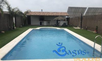 Cortijillo Noriva, Casa n.2 Malu Morada, Playa del Palmar, Costa de la Luz, Cadiz