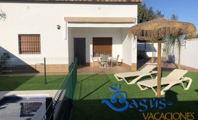 Casa El Torno 2 con piscina privada y amueblado con gusto.