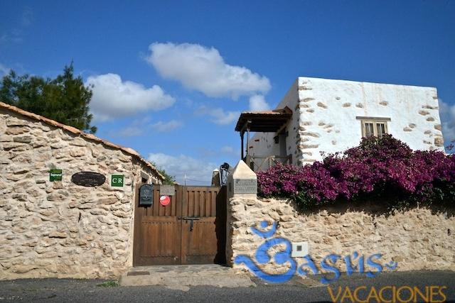 Casa Rural Tamasite-AJUY