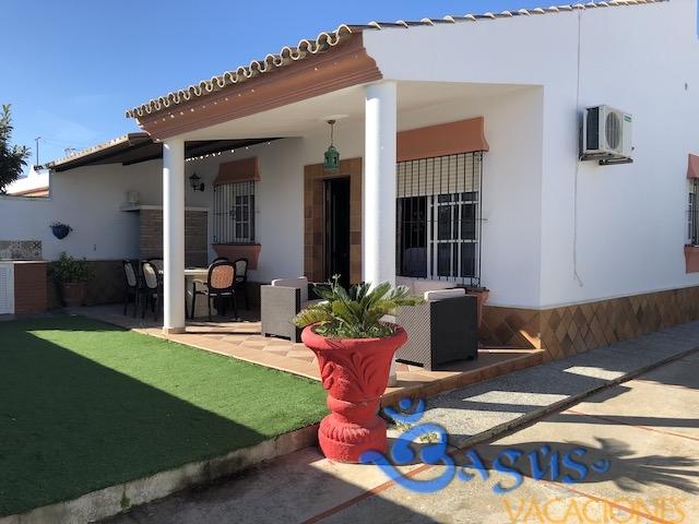 Casa Canario A 150 M De La Playa En El Palmar Bagus Vacaciones