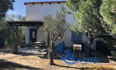 Casa Azul, estilo andaluz acogedora para 4 personas, a buen precio.