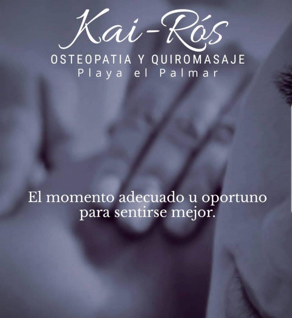 Quiromasaje Osteopatía Kai-Ros