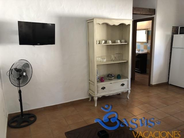Apartamentos El Ciruelo casa 1, piscina compartida, 1 dormitorio, jardín privado