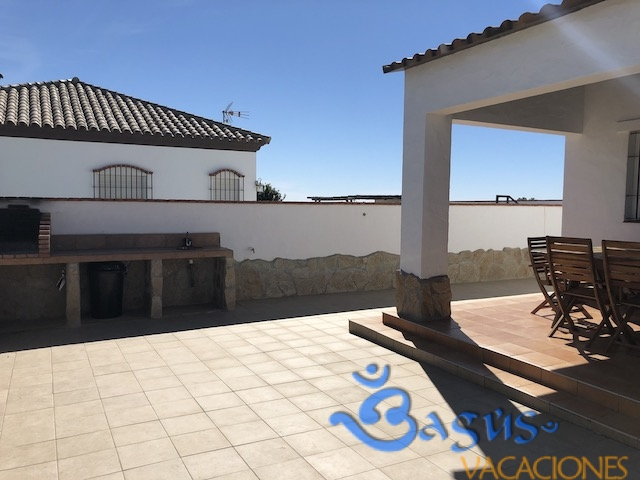 Apartamentos El Ciruelo casa 2, para 4 personas, 2 dormitorios, piscina compartida en el palmar