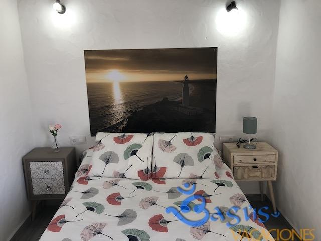 Apartamentos El Ciruelo casa 4, piscina compartida, para 2 personas, un dormitorio, el palmar