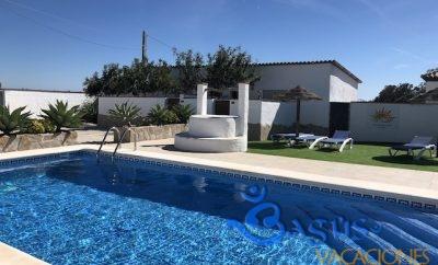 Apartamentos El Ciruelo casa 3, para parejas, precioso, con wifi y piscina compartida