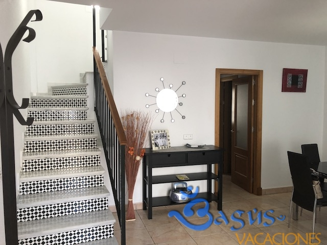 Casa Unifamiliar Vejer de la Frontera, 3 dormitorios, piscina compartida, 6 personas