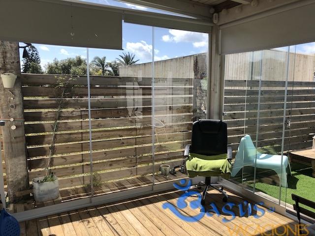Estudio - Apartamento Maqtuv, a 150 m de la playa, el palmar, para 2 personas.