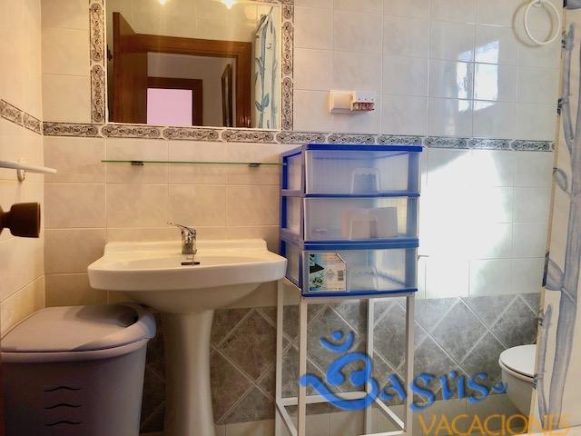 Casa Manuel El Palmar, sencilla y barata, 2 dormitorios para 4 personas.