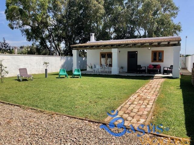 Casa Karma El Palmar Nueva Bonita A 500m De La Playa Para 4 Personas