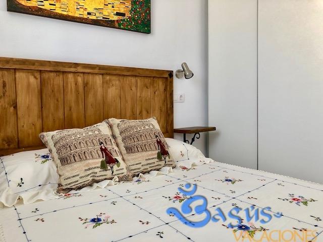 Casa La Uvita, 300m de la playa en el palmar, un dormitorio