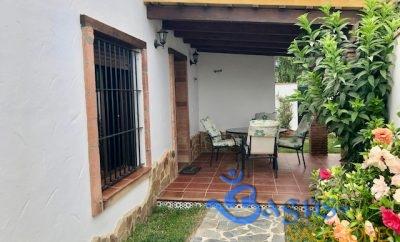 Casa en Zahora con jardín privado para 5 personas