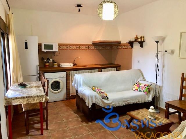 Casa Madroño en Zahora para 5 personas