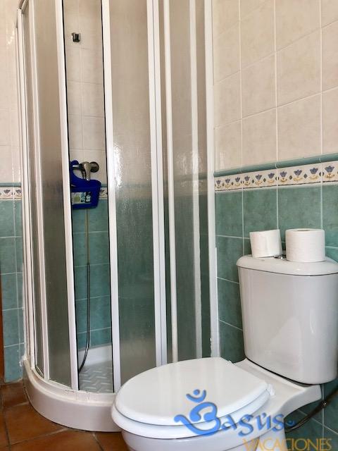 placa ducha