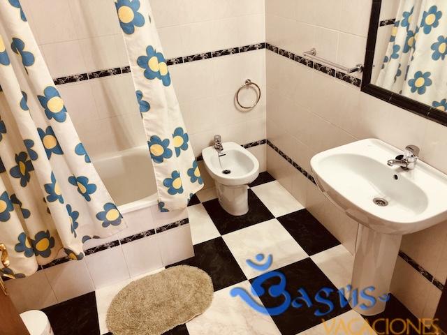 baño Apartamento en Conil económico