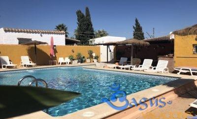 Complejo Casa Rural Mayorazgo, Casa Pablo para 4 personas con piscina compartida