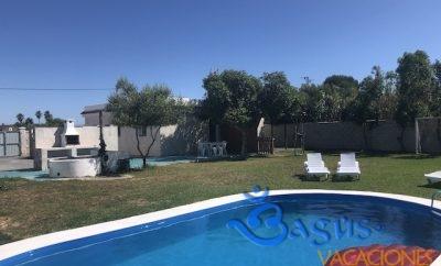 Dos casas juntas con piscina compartida en El Palmar