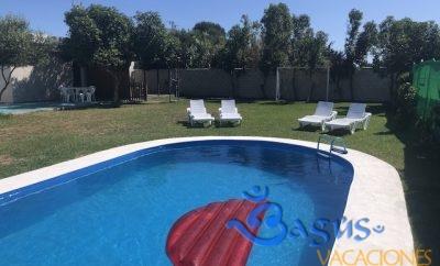 Villa Maria casa 2 con piscina compartida