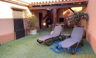 Casa 1 Suite diáfana para parejas en Complejo Turístico Ragel Costa