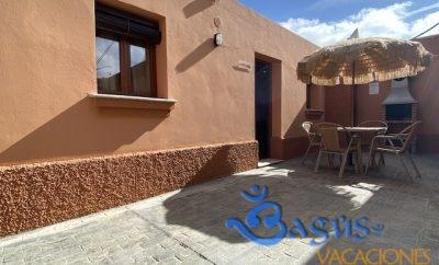 Apartamento con aire acondicionado en El Palmar muy cerca del mar