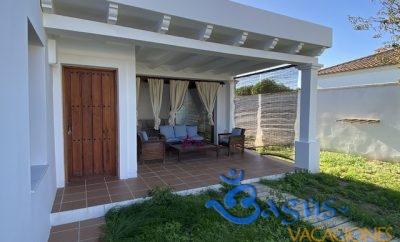 Casa el Palmar Donadio reformada con gusto cerca de la playa