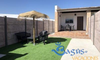Casa reformada para 2 a 150m de la playa en El Palmar