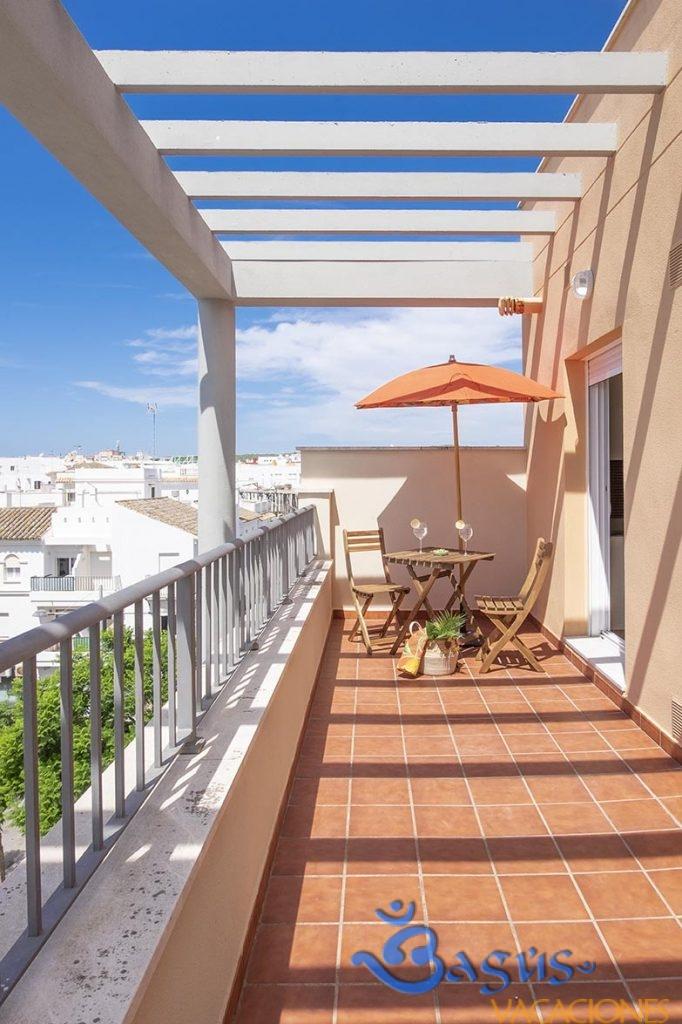 apartamento ático en barbate de Cadiz