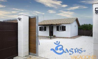 Casa Mar y arena, El Palmar